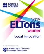 Award ELTON